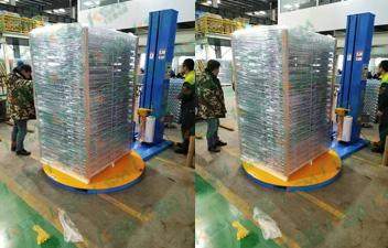 卡斯曼包装机型材行业案例
