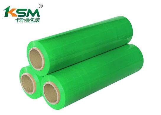 绿色缠绕膜